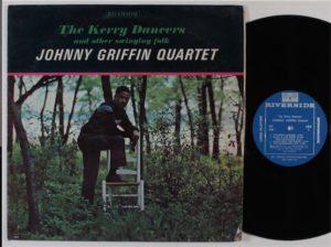 Johnny Griffin Jazz Vinyl