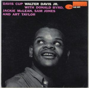 Walter Davis Jr Jazz Vinyl