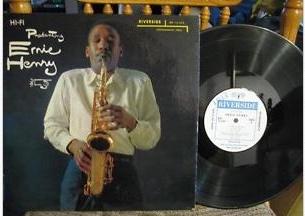 ernie henry jazz vinyl
