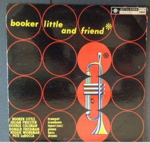 Booker Little Jazz Vinyl