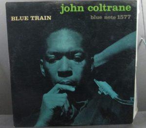 Blue Train Jazz Vinyl