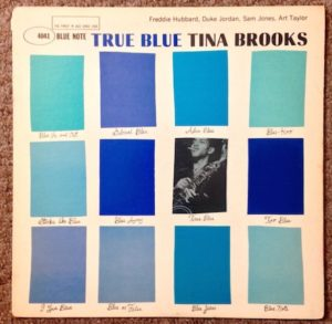 Tina Brooks Jazz Vinyl