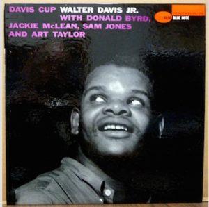 Davis Cup Jazz Vinyl
